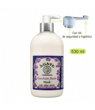 Leche Corporal Musk 500 ml.