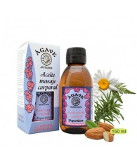 Aceite Deportista 150 ml. - Agave