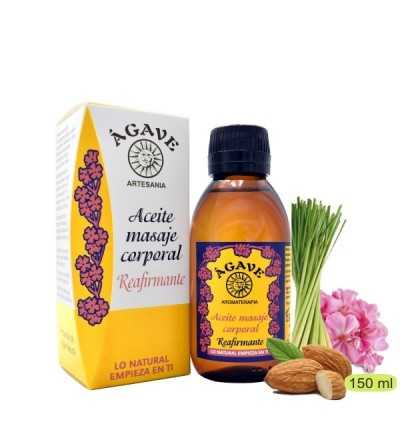 Aceite Masaje Reafirmante 150 ml. - Agave