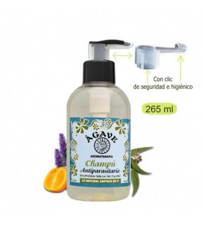 Champu Antiparasitario 265 ml. - Agave