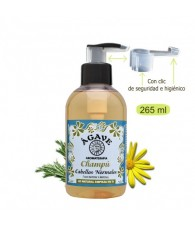 Champu Cabello Normal 265 ml. - Agave