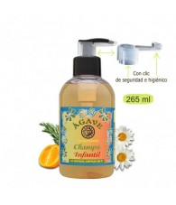 Champu Infantil 265 ml. - Agave