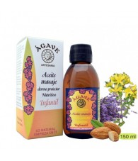 Aceite Nutritivo Infantil 150 ml. - Agave