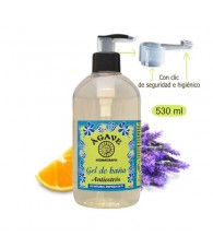 Gel Antiestres 530 ml. - Agave
