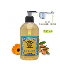 Gel Argan 530 ml. - Agave