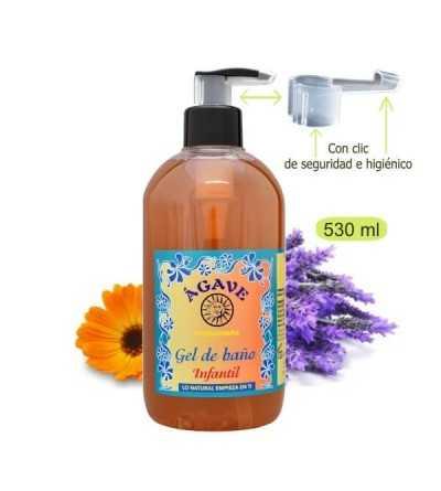 Gel Infantil 265/530/5000 ml. - Agave