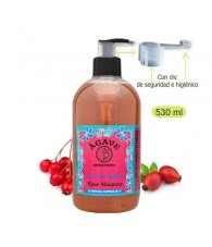 Gel Rosa Mosqueta 530 ml. - Agave