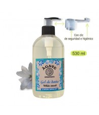 Gel White Musk 265 ml. - Agave