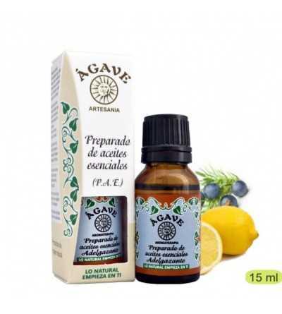Preparado Aceites Esenciales Adelgazante 16 ml.