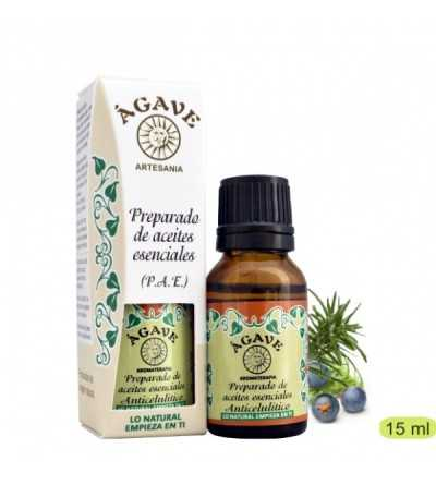 Preparado Aceites Esenciales Anticelulitico 16 ml.