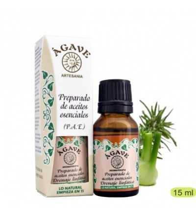 Preparado Aceites Esenciales Drenaje Linfatico 16 ml.