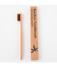 Biodegradable Bambu Teeth Brush