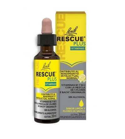 Rescate 20 ml Sin Alcohol