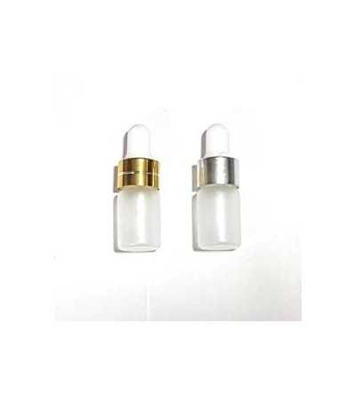 Frasco Cristal Glaseado 3 ml. con Pipeta
