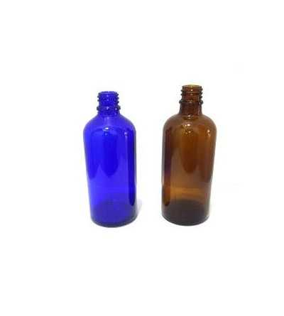 Bottle DIN18 - 100 ml.