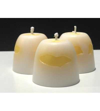Yellow Emotional Candle