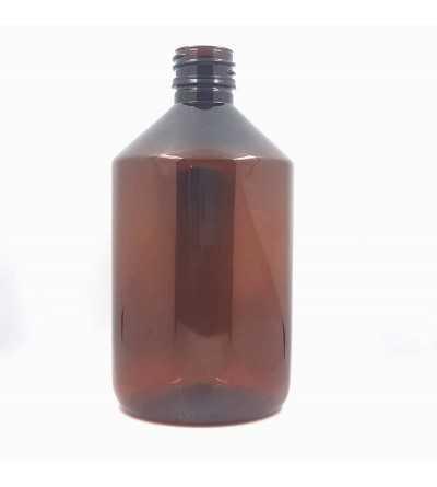 Frasco PET 500 ml. DIN28 Topacio