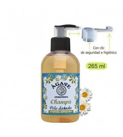 Blonde Hair Shampoo - Agave