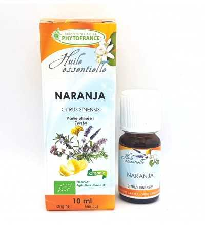 Naranja Bio 10-50 ml. PH