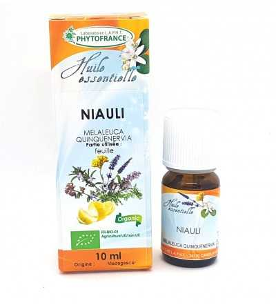 Niauli Bio 10 ml. PH