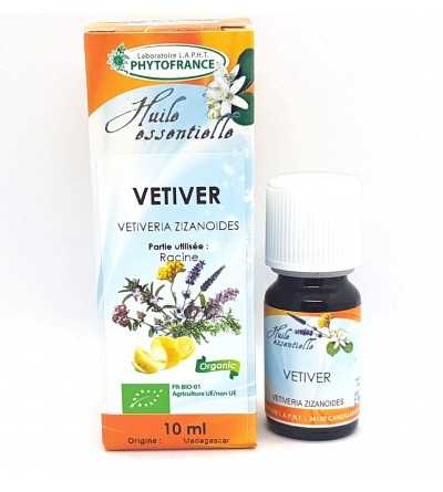 Vetiver Bio 10 ml PH