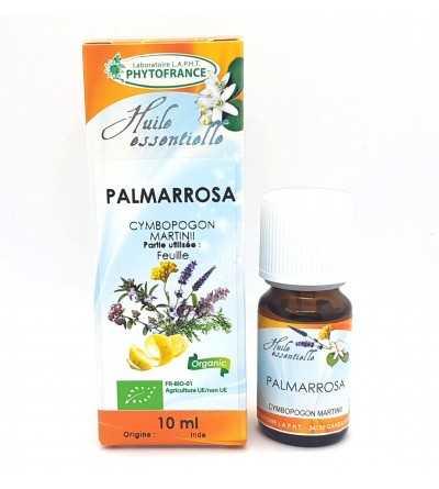 Palmarrosa Bio 10 ml. PH