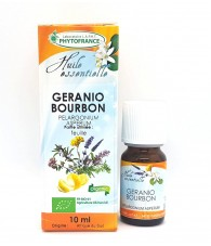 Geranio Bourbon Bio 10 ml. PH