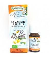 Lavandin, abrialis Bio 10 ml. PH