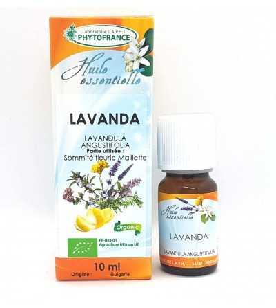 Lavender, true Bio 10 ml. PH