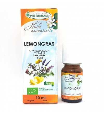 Lemongras Bio 10 ml. PH