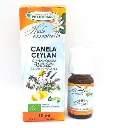 Canela Ceylan Bio 10 ml. PH