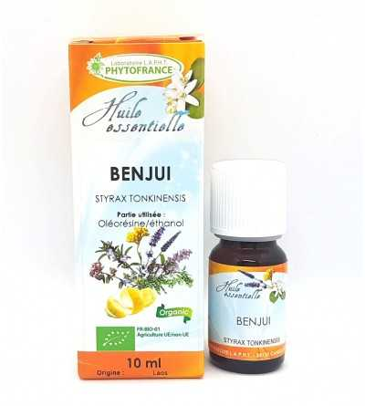 Benzoin Bio 10 ml. PH