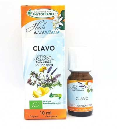 Clavo Bio 10 ml. PH