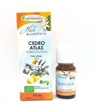Cedarwood, Atlas Bio 10 ml. PH