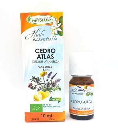 Cedarwood, Atlas Bio 10 ml. PH
