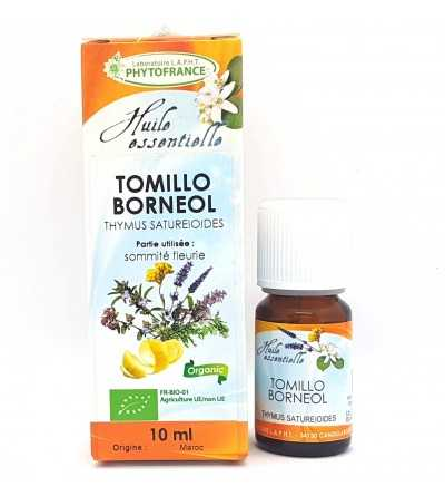 Moroccan thyme Bio 10 ml PH