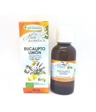 Eucalipto Citriodora Bio 10 ml. PH