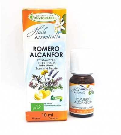 Romero Alcanfor Bio  PH