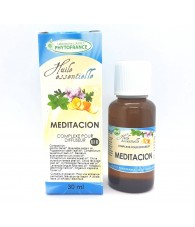Composición Meditación Bio 30 ml. PH