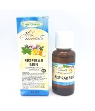 Composición Respirar Bien Bio 30 ml. PH