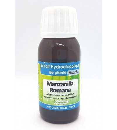 Extracto Manzanilla Bio 60 g.