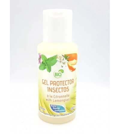 Gel Protector Insectos Bio 75 ml.
