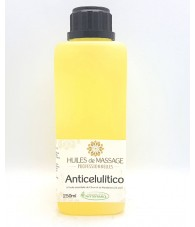 Oil anti-cellulite 250/1000 ml.