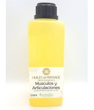 Aceite Muscular/Articulaciones  250/1000 ml.