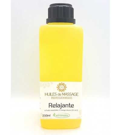 Relaxing Oil 250/1000 ml.
