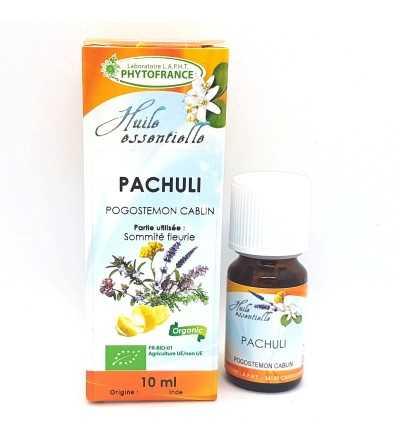 Patchouli Bio 10 ml. PH
