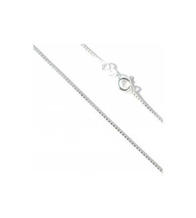 Silver Chain 50 cm.
