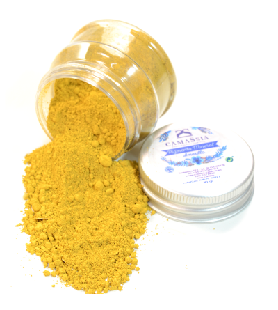 Colorante Mineral Amarillo 10 gr.