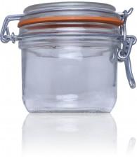 Tarro Cristal Hermético 255 ml