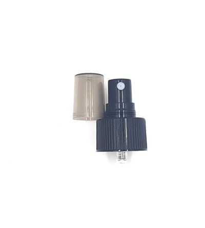 Pulsador Spray DIN28 Negro